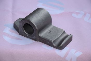 Eyelet of the front sping leaf RSh 13.130-2902126-B. Material: cast iron VCh50