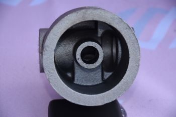 Filter housing. Material:cast iron VCh50
