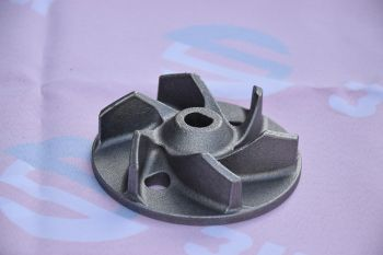 Impeller water pump. Material: grey cast iron CCh15